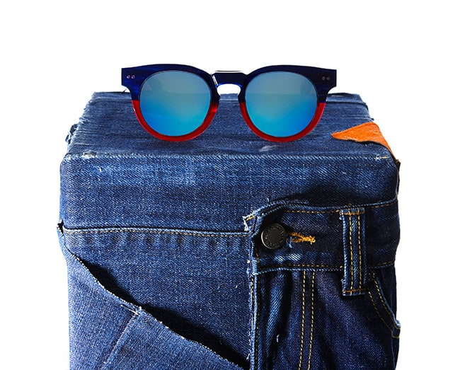 GENTLE MONSTER - wunderbar no.2 bl2 - Plac jeans x gentle monster