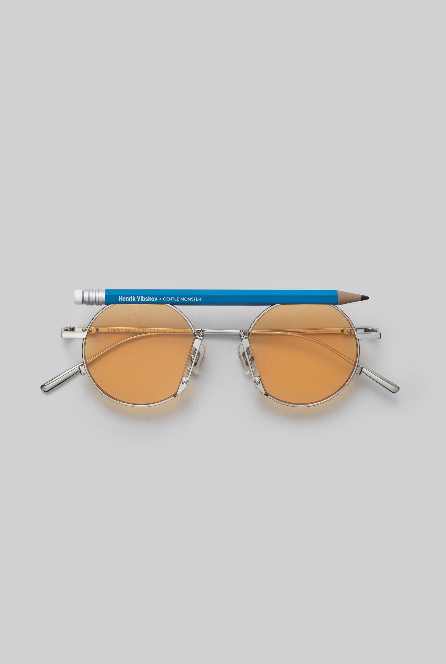 GENTLE MONSTER - PENCIL GLASSES BLUEPEN