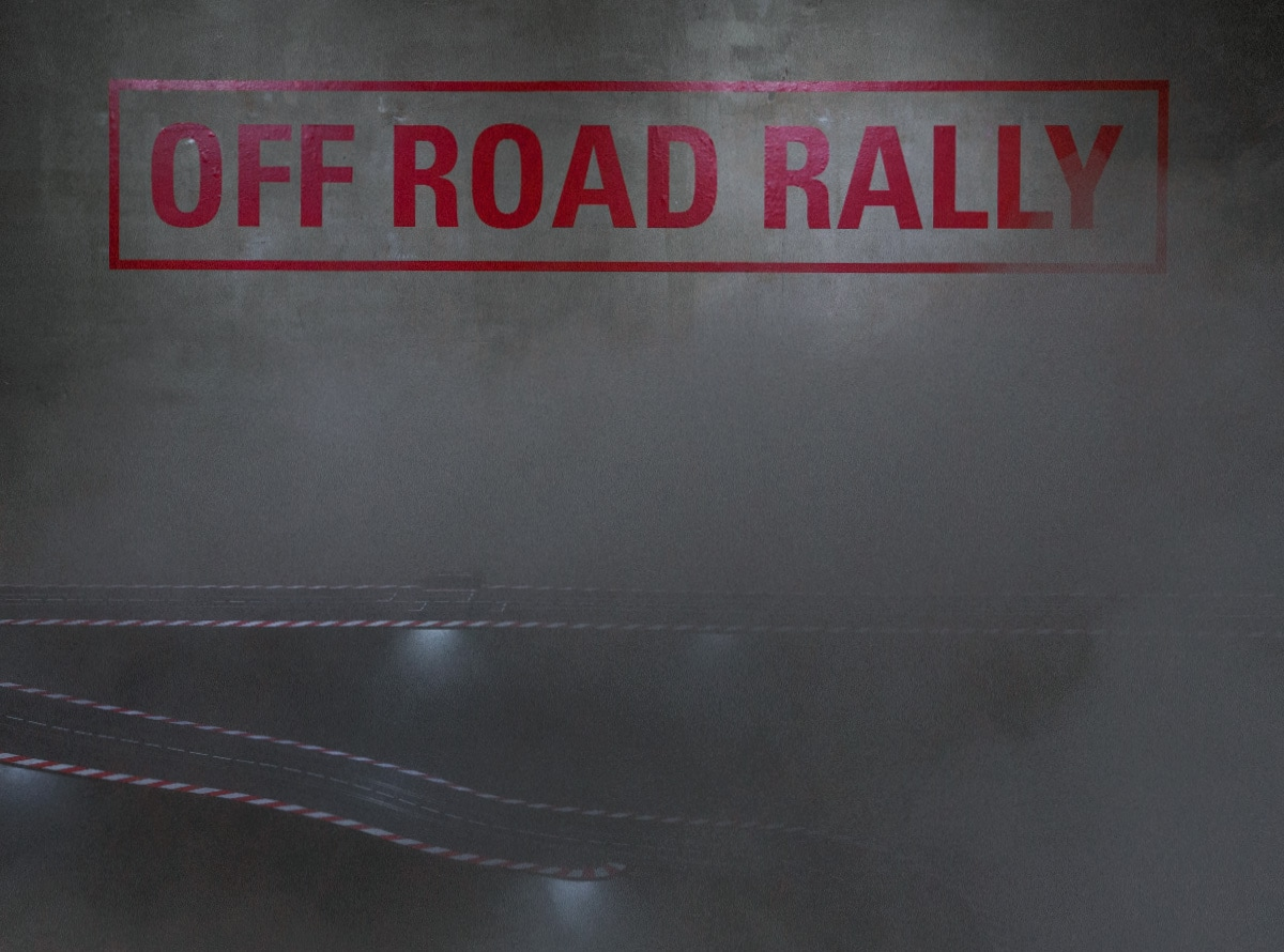 GENTLE MONSTER - Off road rally Project
