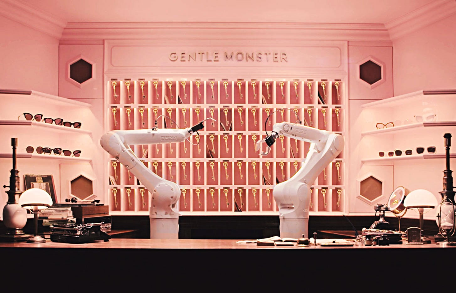 GENTLE MONSTER - Busan, South Korea Store