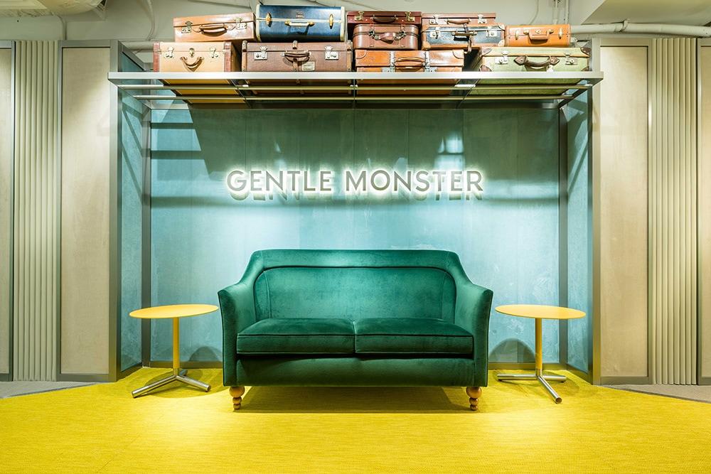 GENTLE MONSTER - Hong Kong, Hong Kong Store
