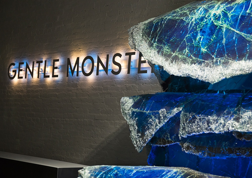 Gentle Monster New York Flagship Store USA