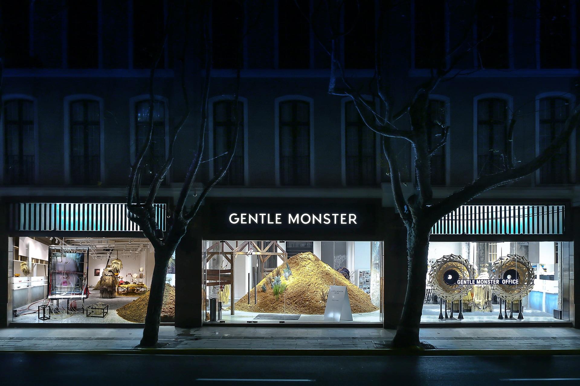 GENTLE MONSTER - Shanghai, China Store