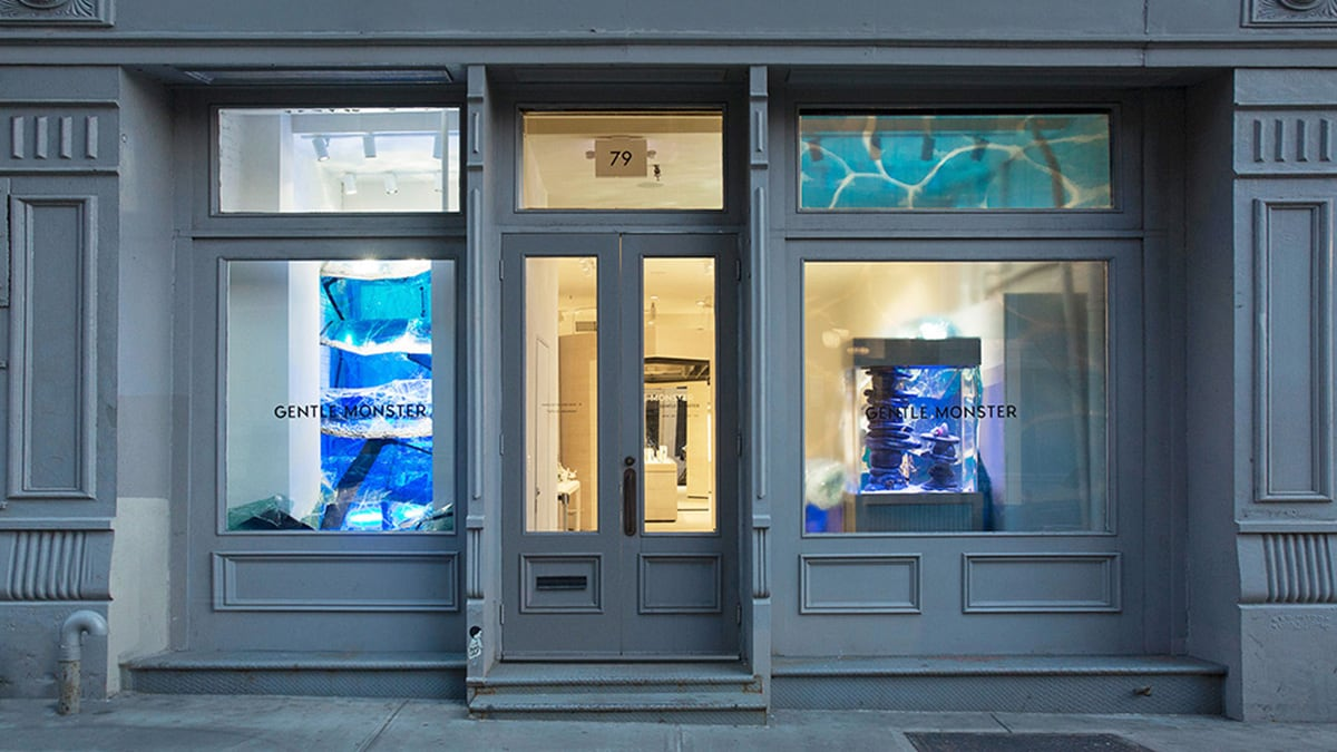 GENTLE MONSTER - New York, Soho USA Store
