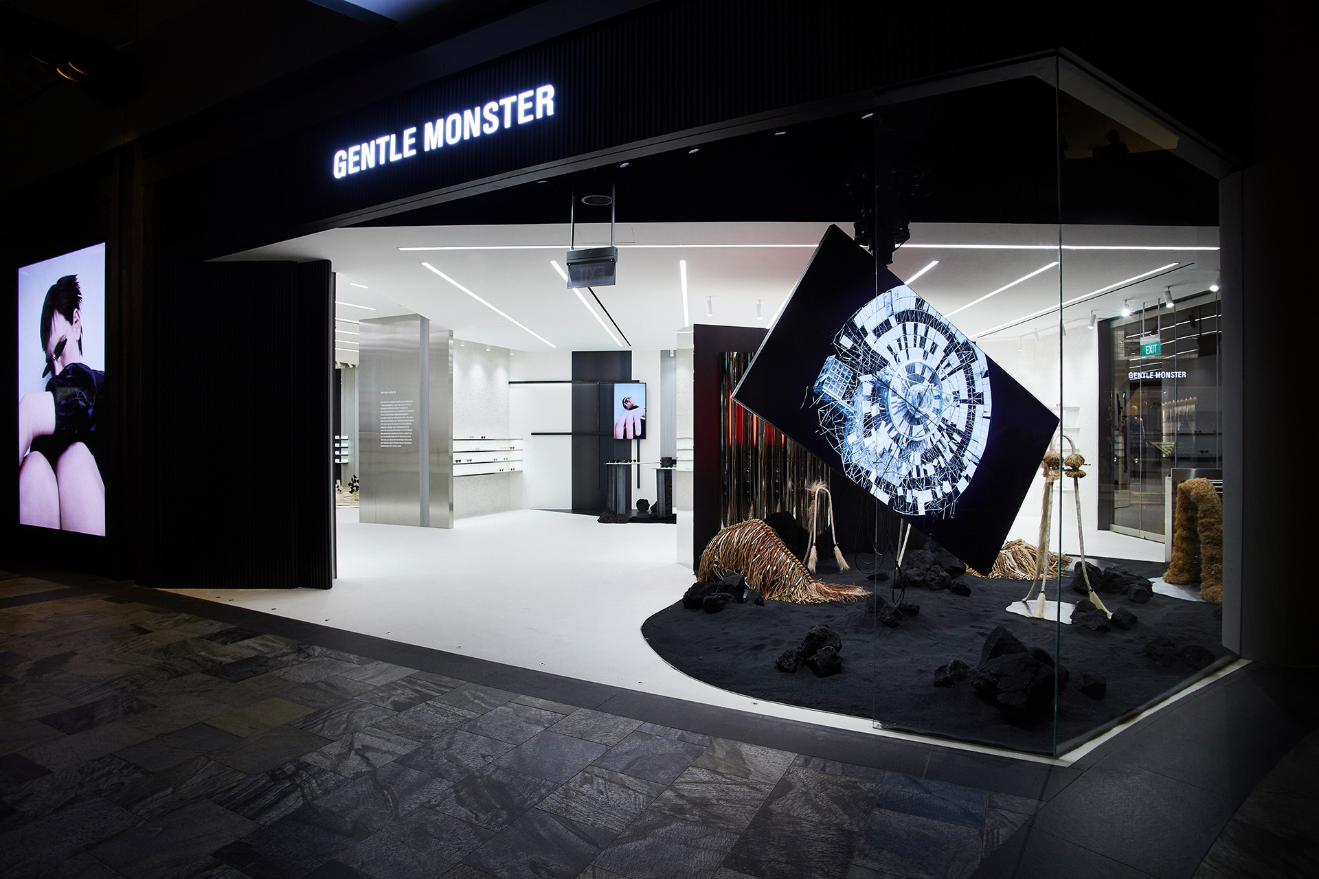 GENTLE MONSTER - Marina Bay Sands, Singapore Store